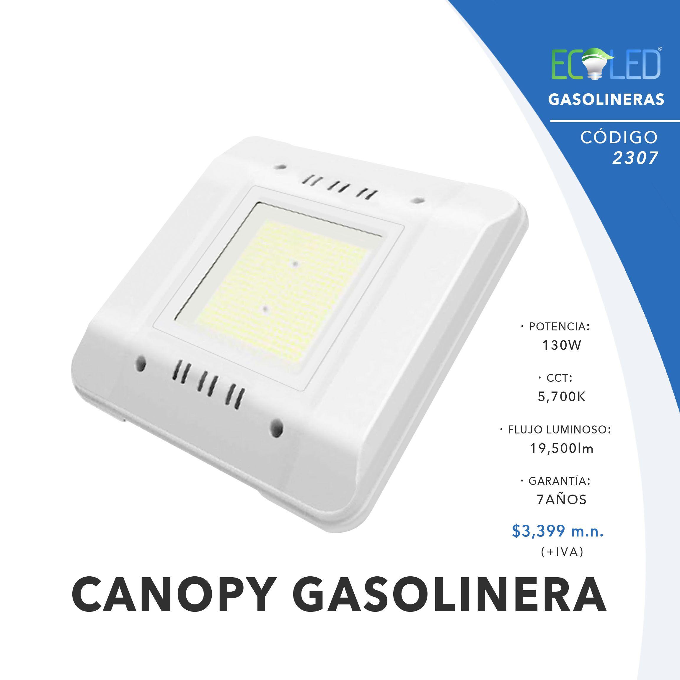 2307 - CANOPY LIGHT - 130W