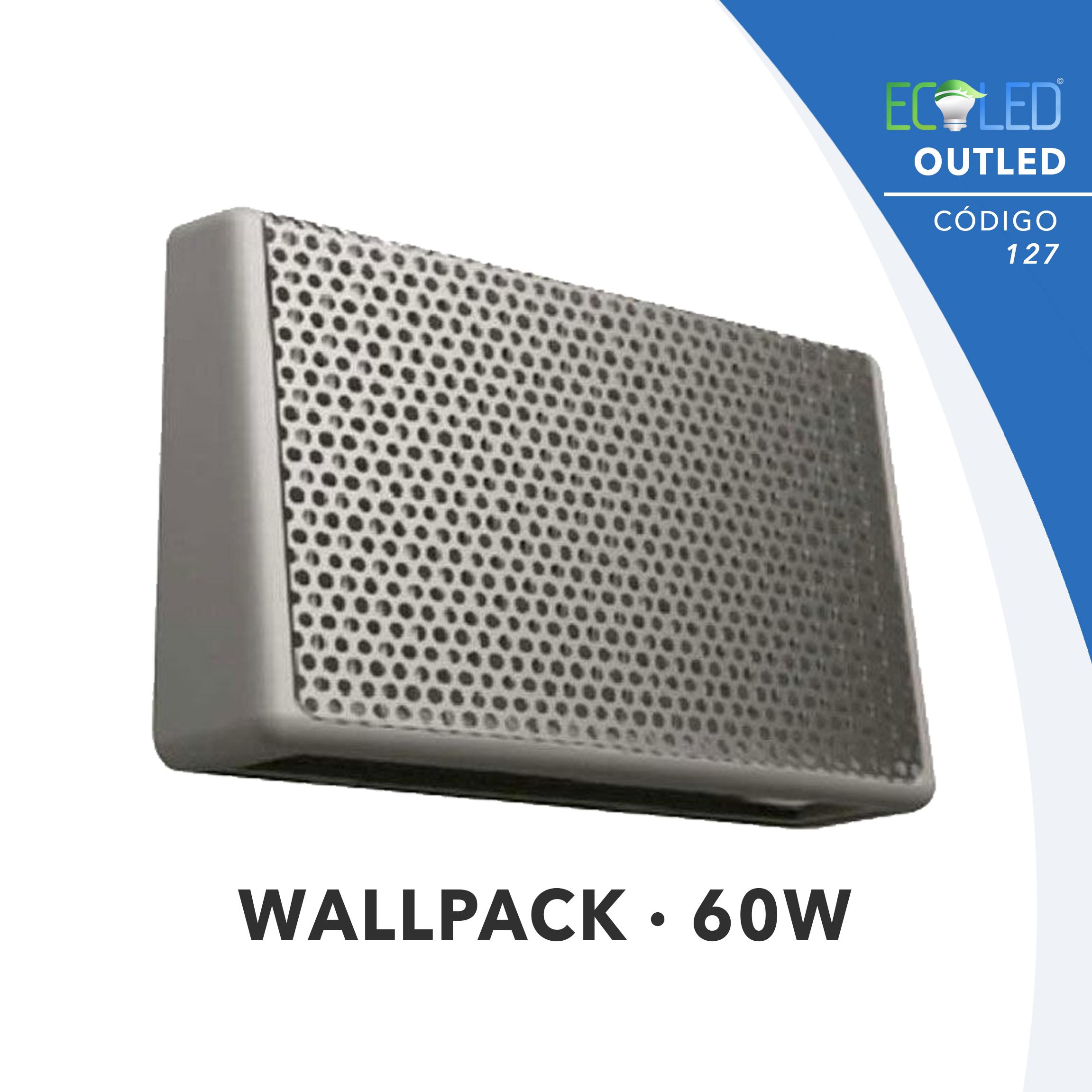 127-WALLPACK-60W