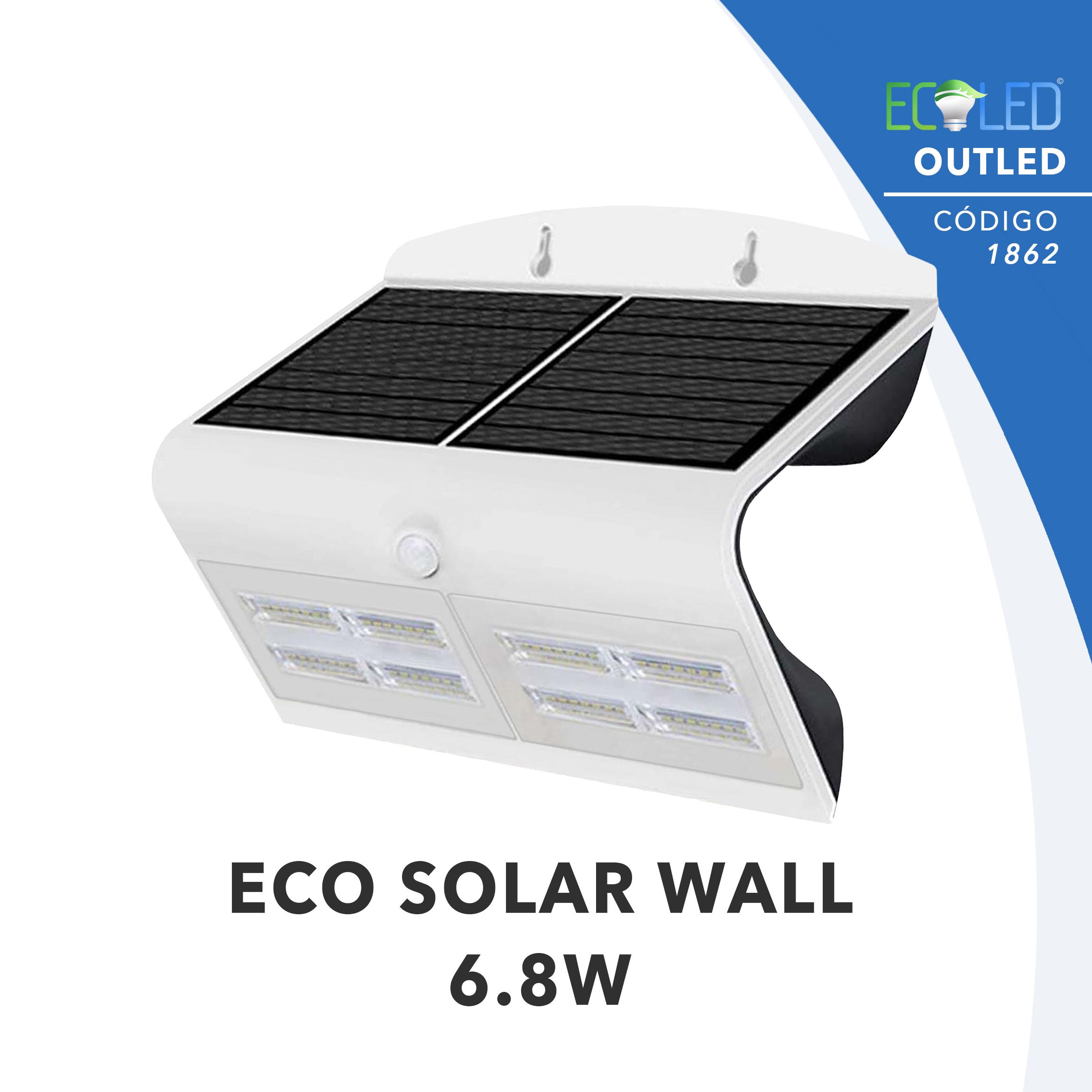 1862 · ECO SOLAR WALL-6.8W